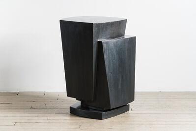 Gary Magakis, 'Gary Magakis, Blackened Steel Composition 1, USA', 2020
