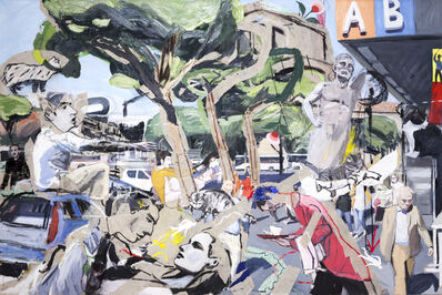 Luca Padroni, 'Un'Ultima Volta (Mario Monicelli)', 2014