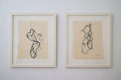Brice Marden, 'Zen Print #1 and Zen Print #2', 2010