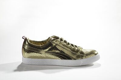 'PUMA x Undefeated, Clyde Gametime Gold', 2012