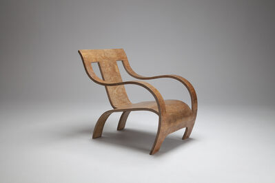 Gerald Summers, 'Rare and Important 'BPAC' Bent Plywood Armchair', 1934