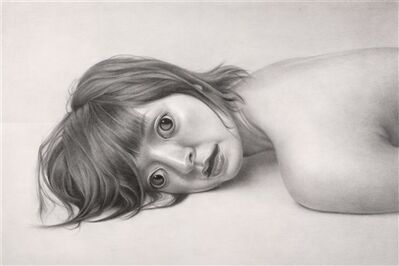 Korehiko Hino, 'Lying on the face', 2008