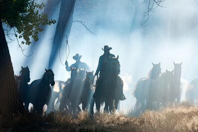 Jim Krantz, 'Epic Western No. 48', 2020