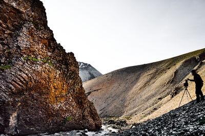 Neil Folberg, 'Photographer, Iceland', 2015-2016