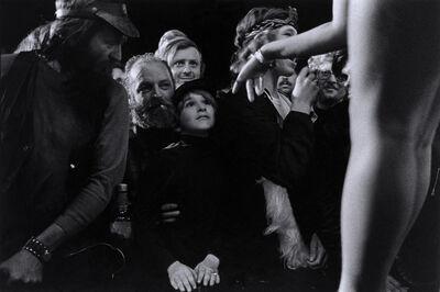 Susan Meiselas, 'Before the show, Tunbridge, VT', 1973