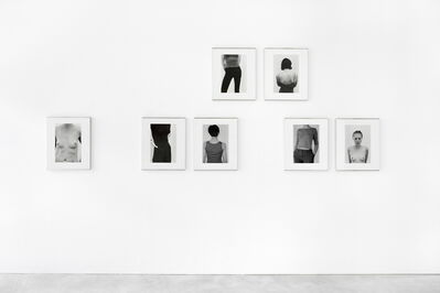 Michael Schmidt, 'Untitled (from Frauen)', 1990