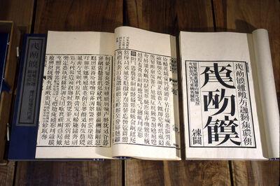 Xu Bing 徐冰, 'Book from the Sky', 1991