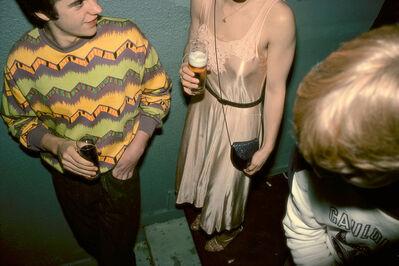 Harry Gruyaert, 'Belgium, Brussels. Night club', 1981