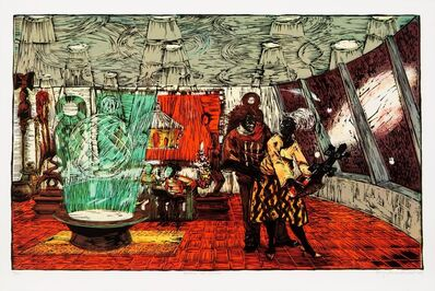Kerry James Marshall, 'Keeping the Culture', 2011
