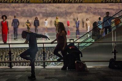 Harry Gruyaert, 'Doha international airport, Qatar, 2016', 2016