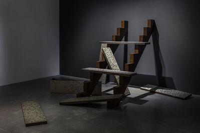 Leslie de Chavez, 'Gold, Silver, Death', 2018