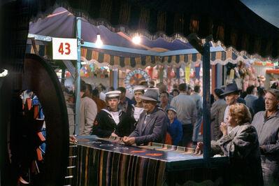 Fred Herzog, 'Carnival', 1960