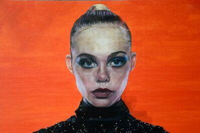 robert lemay, 'Elle Fanning', 2017