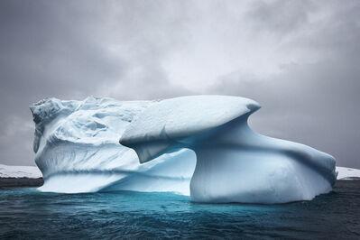 Cristina Mittermeier, 'Galactic Ice'