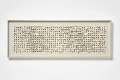 Klaus Staudt, 'WR39 Weisses Relief', 1964