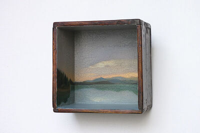 Chen Ke 陈可, 'Sunset', 2015