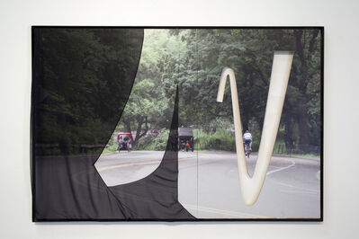 Rose Marcus, 'Central Park (Three riders, Motherwell)', 2015