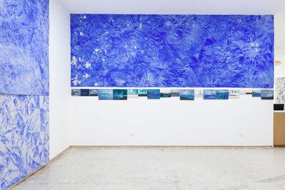 Mette Tommerup, 'Horizon Seam (Up High)', 2017