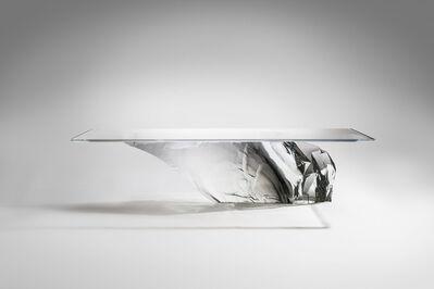Fredrikson Stallard, 'Dining Table 'Antarctica' ', 2017