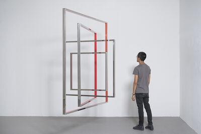 Jose Dávila, 'Homage to the Square', 2016
