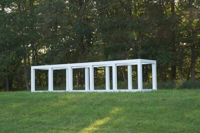 Sol LeWitt, 'Five Modular Units', 1971 (refabricated 2008)