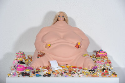 Francesco De Molfetta, 'Snack Barbie', 2009