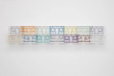Sirous Namazi, 'Untitled (Modules)', 2020