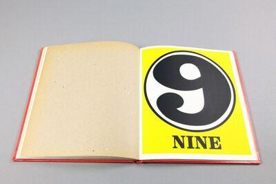 Robert Indiana, 'Numbers Portfolio (Large)', 1968