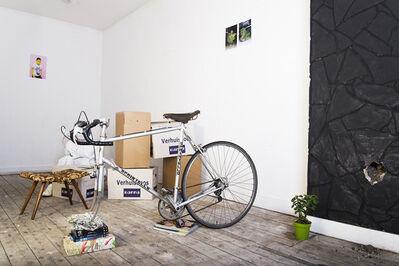 Benjamin Li, 'Te Koop (For Sale) Sprintello racebike', 2013