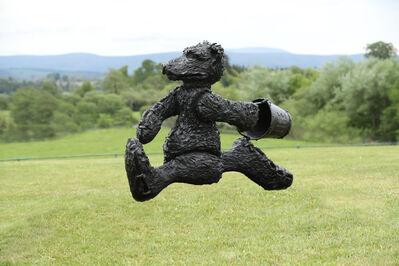 Patrick O'Reilly, 'Bear With Fire Bucket', 2019