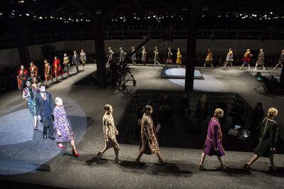Fendi, Giorgio Armani, Prada, 'Fall/Winter 2015 Milan Fashion Show Experiences'
