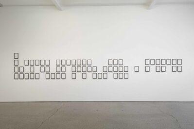 Iñaki Bonillas, 'Thought Figures: Understanding Brecht', 2008