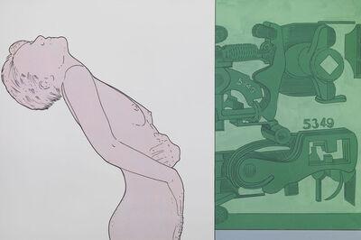Renato Mambor, 'Possibilità di sicurezza', 2010