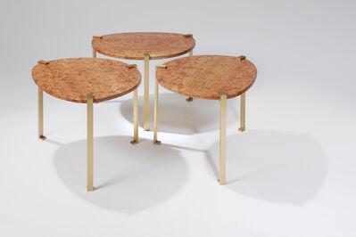 Hervé Langlais, 'Verone side tables', 2016