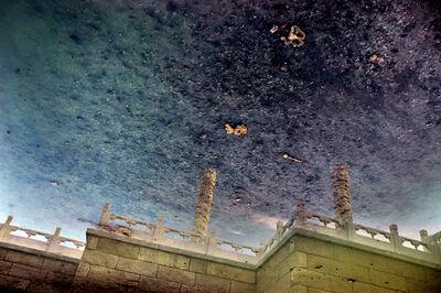 Han Bing (b. 1974), 'Coiled Dragon Pillars: Urban Amber ', 2007