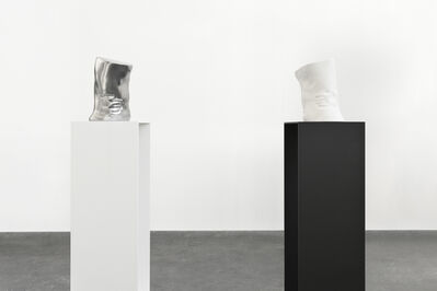 Elmgreen & Dragset, 'The Influence, Fig. 2 (left), The Influence, Fig. 1 (right)', 2019