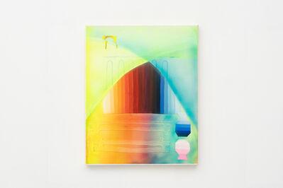 Catherine Haggarty, 'Color Cones & Water', 2018