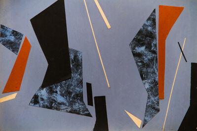 Ana Sacerdote, 'Estudio de Equilibrio', 1955