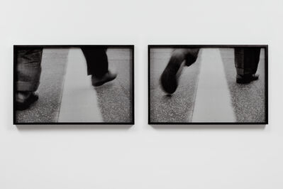 Mounir Fatmi, 'Crossing the Line', 2015