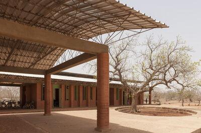 Kéré Architecture, 'Opera Village, Laongo, Burkina Faso', 2009