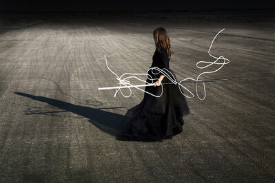 Corinne Mercadier, 'Toute pensée'