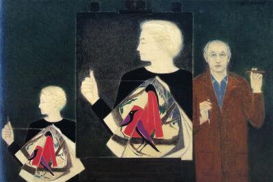 Will Barnet, 'The Cigar', 1988-1989