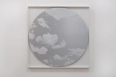 Miya Ando, 'Kumo (Cloud) Tondo 4.', ca. 2019