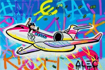 Alec Monopoly, 'Monopoly Flying PJ ', 2020