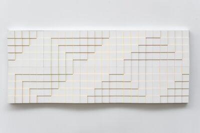 shizuko yoshikawa, 'farbschatten 74/5x2', 1979