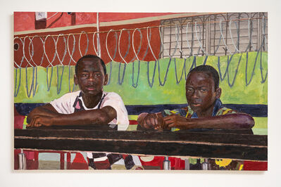 Raelis Vasquez, 'Vecinos (Neighbors)', 2020