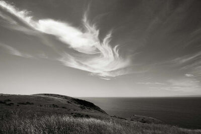 Cara Weston, 'Cloud over Northern California', 2008