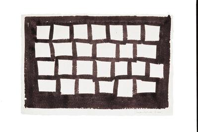 Joaquim Chancho, 'Dibuix 023', 2001
