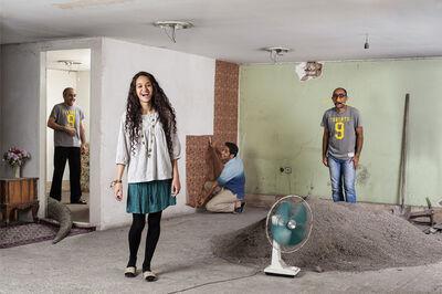 Gohar Dashti, 'Volcano 5', 2012