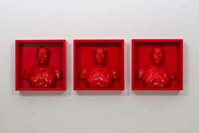 Sean Townley, 'Red Ankhhafs', 2016
